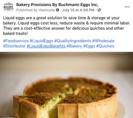 Buchmann Egg