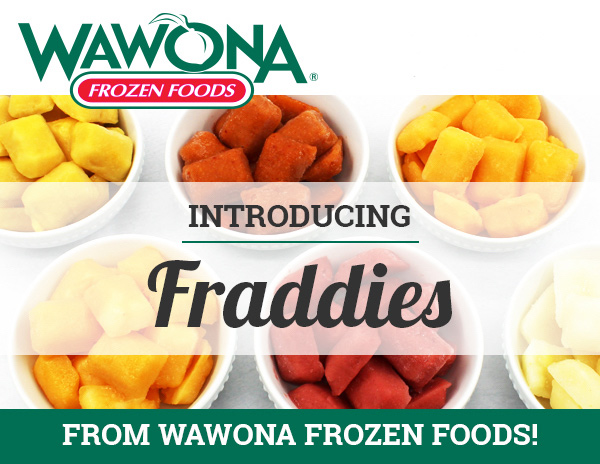 Connect With Prospects Wawona Frozen Foods