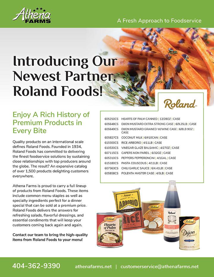 Introduce Vendor Partnerships