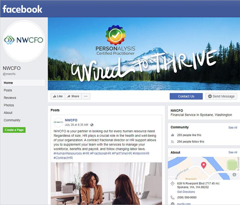 NWCFO Facebook