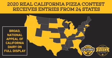 2020 Real California Pizza Contest