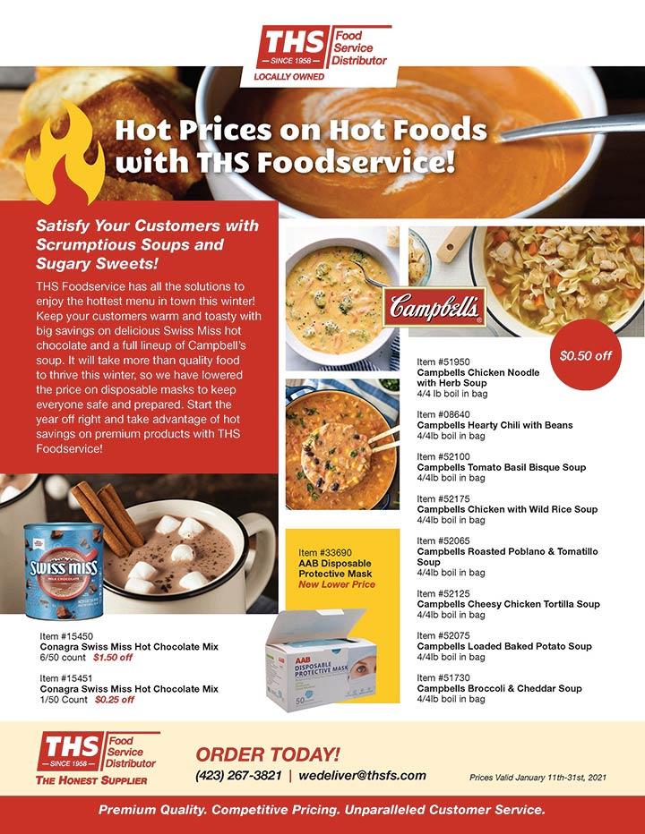 Spotlight Hot Prices