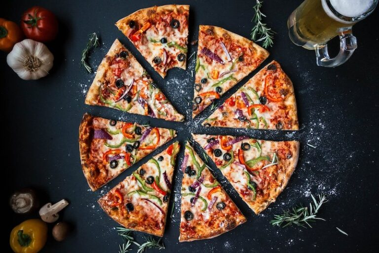 The Food Connector Pizza Foodservice