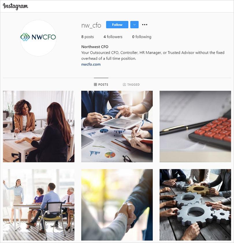 NWCFO Instagram